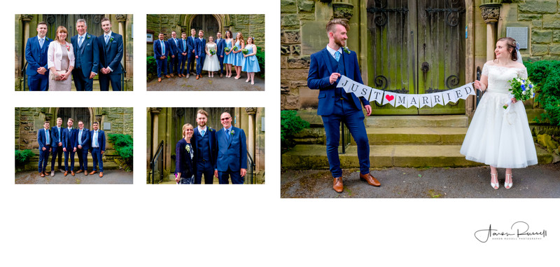 Hinckley Church Wedding Photographer