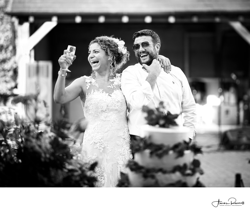 Wedding Photographer near Leicestershire