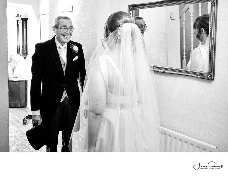 Father of Bride Wedding Photographers Nuneaton