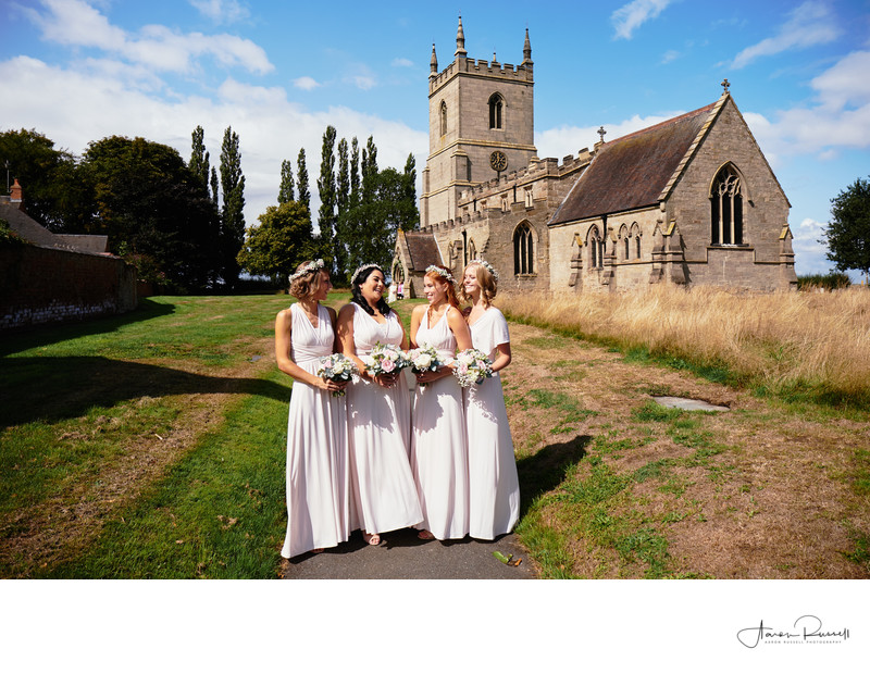 Vintage Wedding Photography Derbyshire
