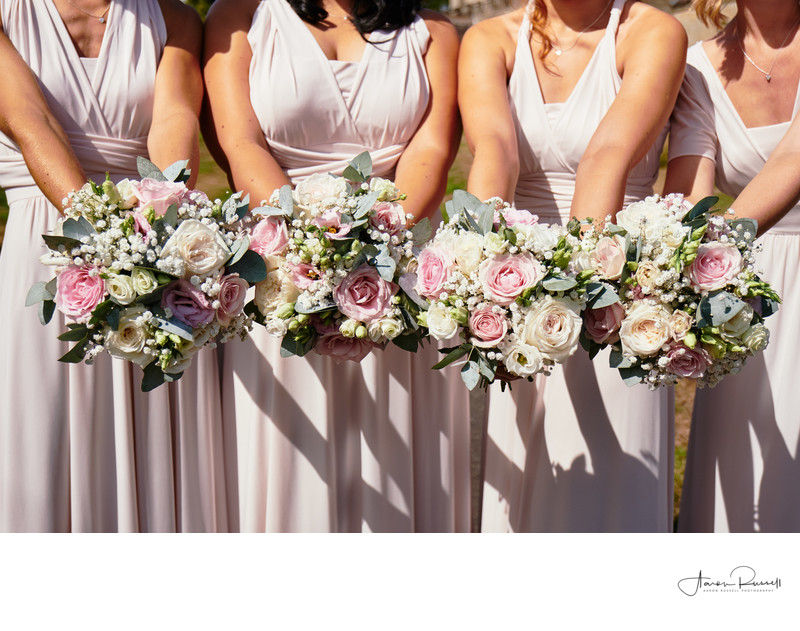 Wedding Flowers Photographers Derbyshire