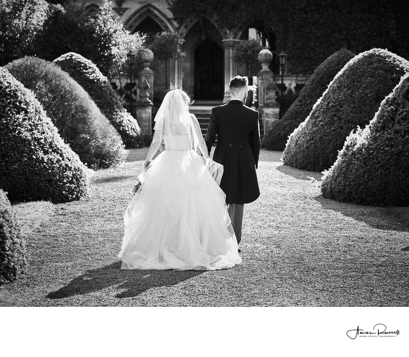 Wedding Photographer Near Derbyshire