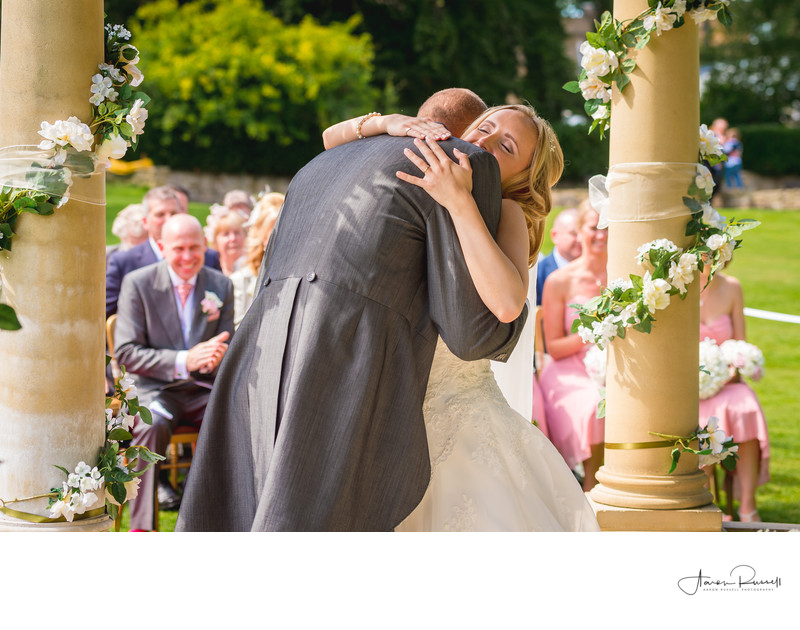 Outdoor Wedding Photography Derbyshire