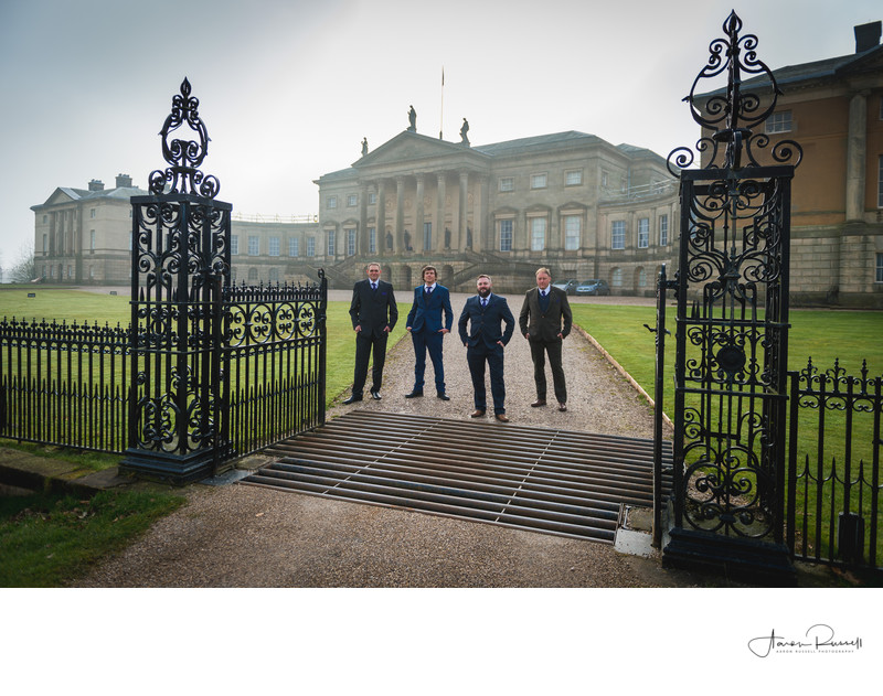 Kedleston Hall Weddings