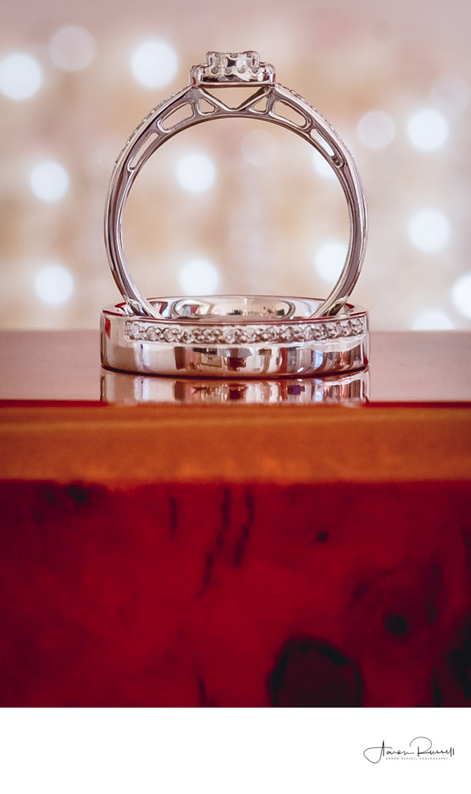 Wedding rings Derbyshire