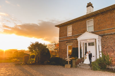 Weddings at Shottle Hall