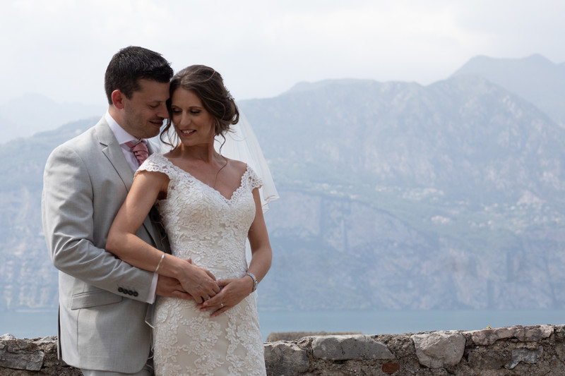 Experienced wedding planners in Italy on Lake Garda.
