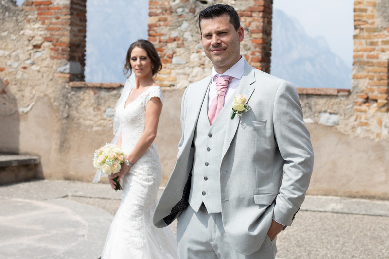 Malcesine Castle weddings, dream destination weddings