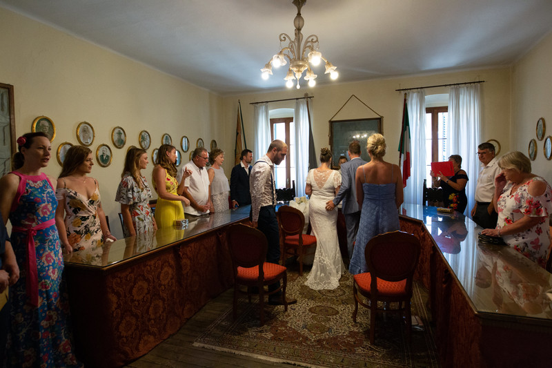 Lazise Town Hall Weddings