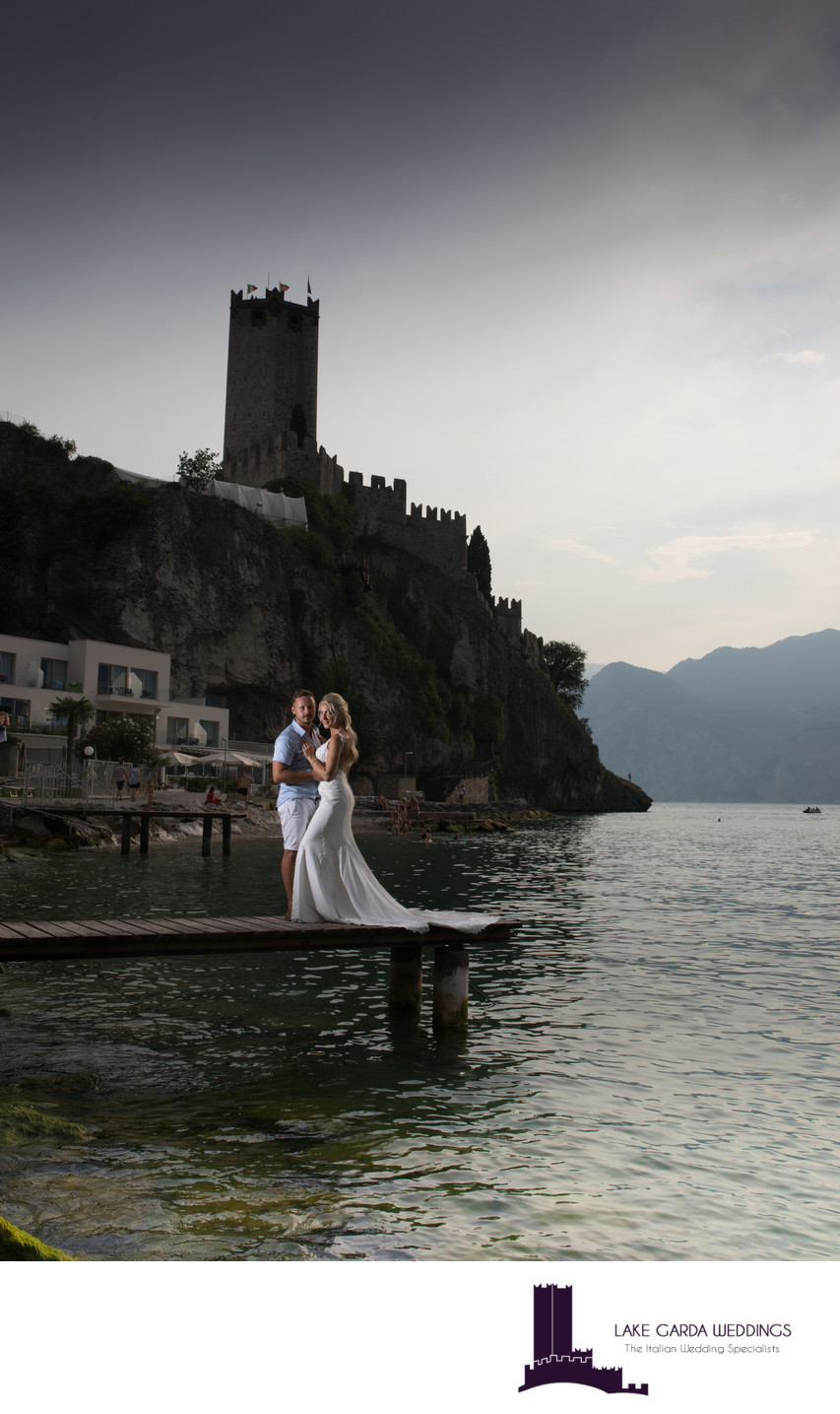 Divine and romantic castle weddings in  Europe.