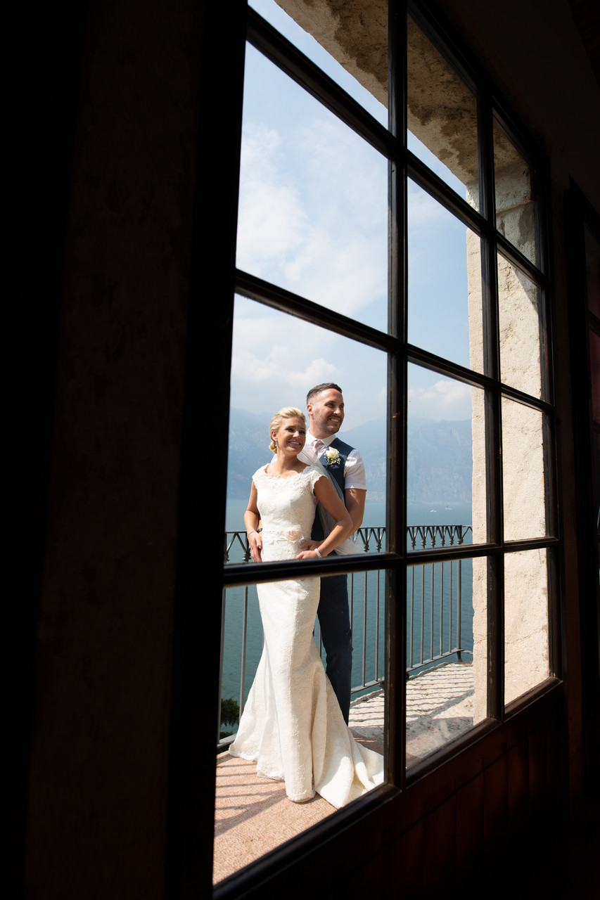 Charismatic ceremonies and Romance at Malcesine Castle