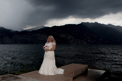 Dreamy weddings on Lake Garda