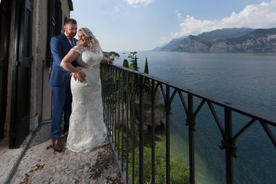 Dreamy weddings  with the amazing view.