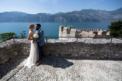 Wonderful views for wedding pictures.
