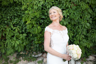 Experienced wedding planners for Malcesine Castle.