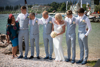 Tracey & Paul's Perfect Wedding in Italy.