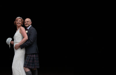 Fantastic Scottish wedding moments in Malcesine