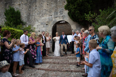 Out of this world weddings on Lake Garda