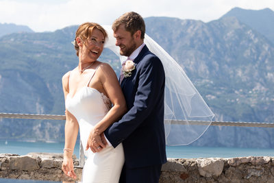 Superb and awesome weddings in Italy, Lake Garda