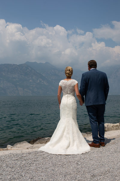 Captivating castle weddings in Italy