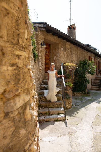 Captivating, memorable castle weddings in Italy