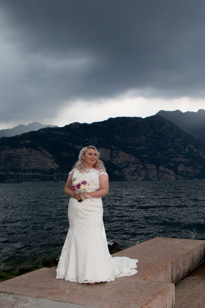 Dreamy weddings with beautiful photos on Lake Garda.