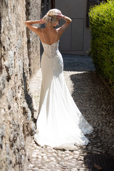Jay! Simply stunning bride