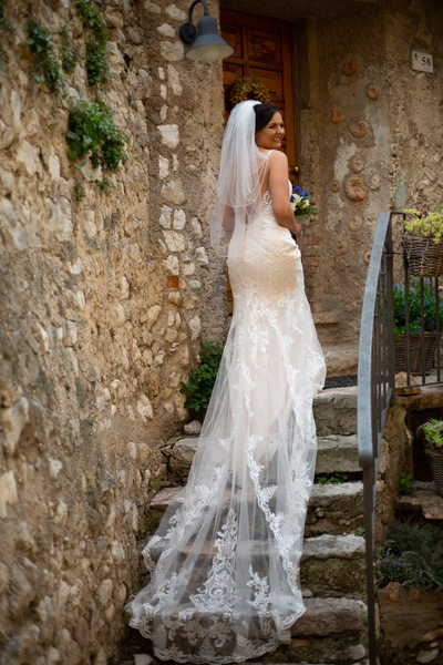 Serene Weddings Bride in Malcesine Malcesine
