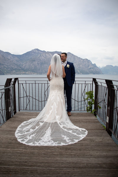 Harmonious  and romantic events in Malcesine Castle