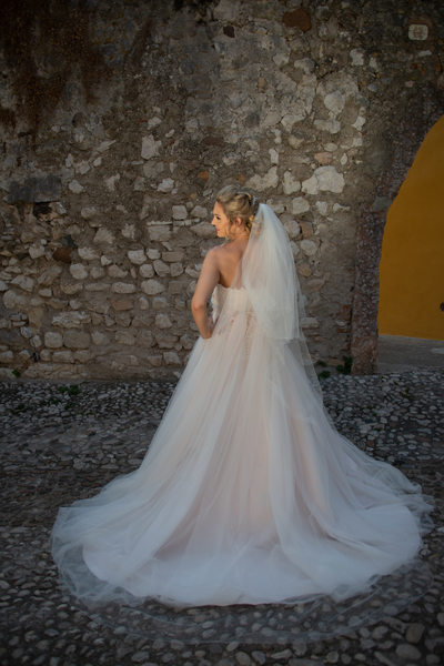Weddings abroad in Italy in Malcesine.