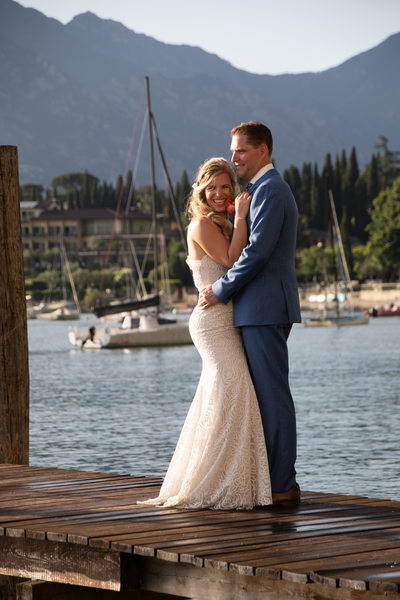 Beautiful and Romantic weddings on the amazing lake garda.