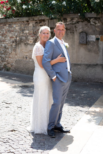 Bridal & Couple Romance in Lazise