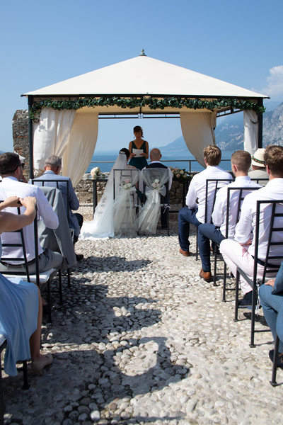 Wondrous wedding ceremonies in Italy