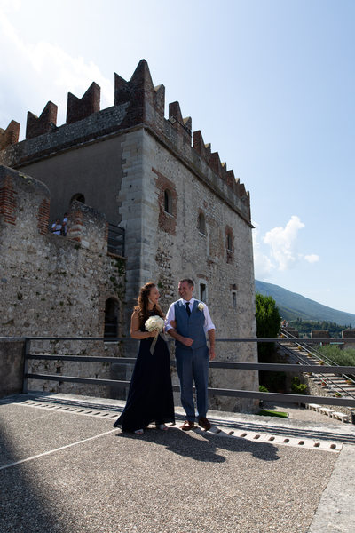 Fairytales come true in Malcesine Castle