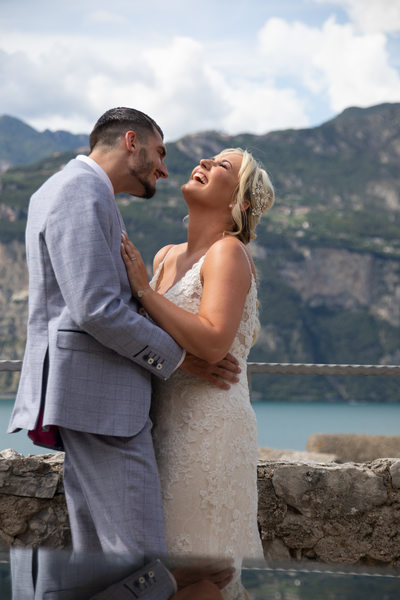 Joy created by Lake Garda Weddings.