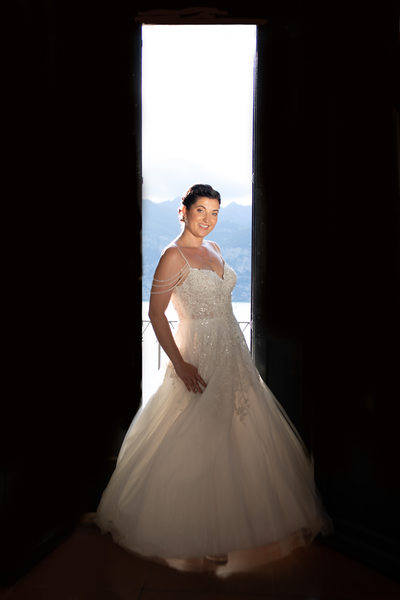 5pm glow wedding photography in Malcesine