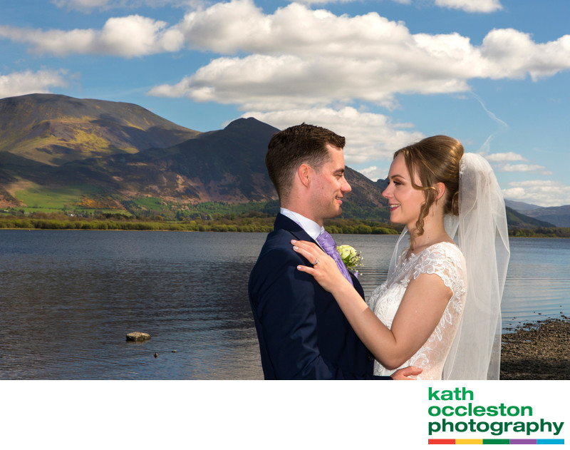 Wedding photography in the Lake District