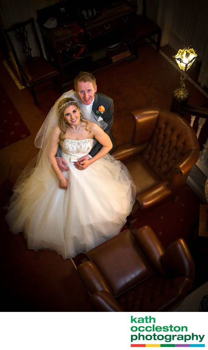 Farington Lodge wedding photography