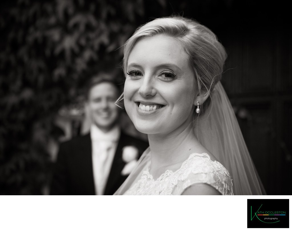 Wedding photography at the Villa, Wrea Green