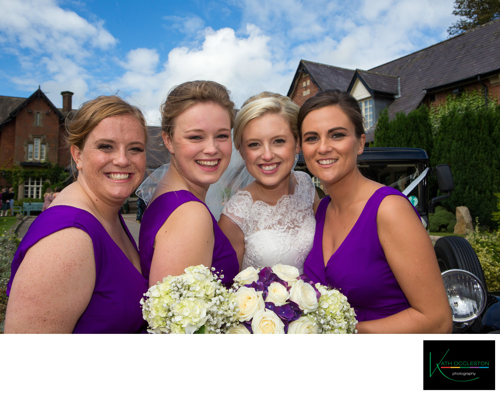 Great wedding Photography at The Villa, Wrea Green