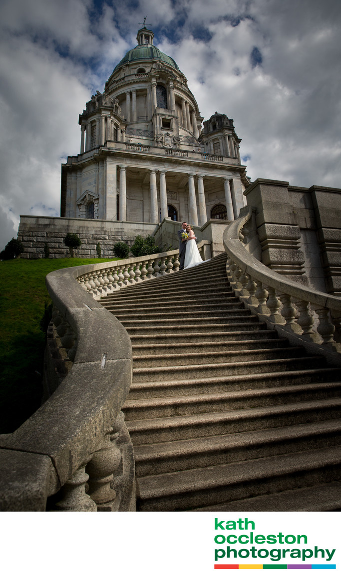 Ashton Memorial, Williamson Park Wedding