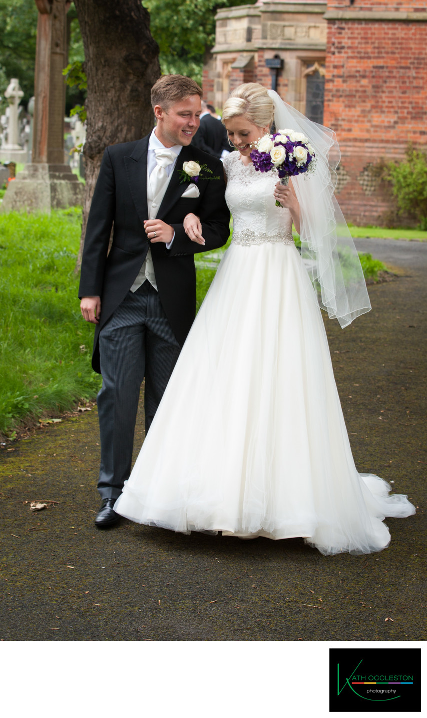 St Annes Parish Church Wedding