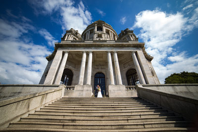 Ashton Memorial Wedding, Williamson Park, Lancaster