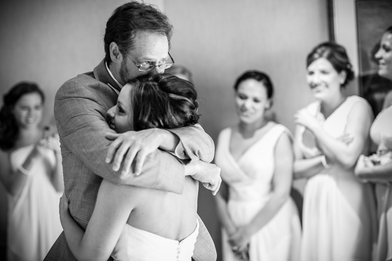 Heidel House Green Lake Wedding Photography BW