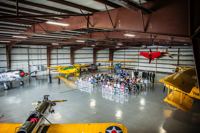EAA Oshkosh Wedding Photography