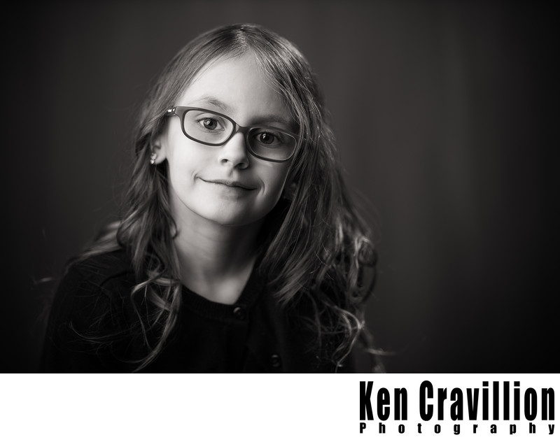 Oshkosh Studio Children Portrait Photography