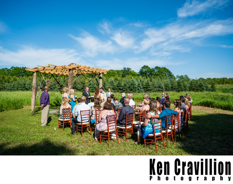 Door County Barn Wedding Photo 29