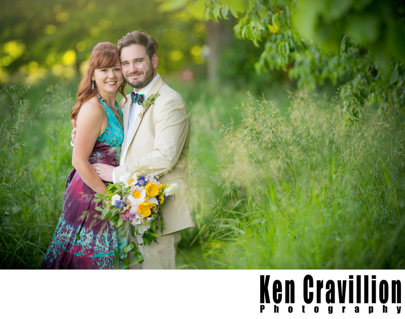 Door County Barn Wedding Photo 46