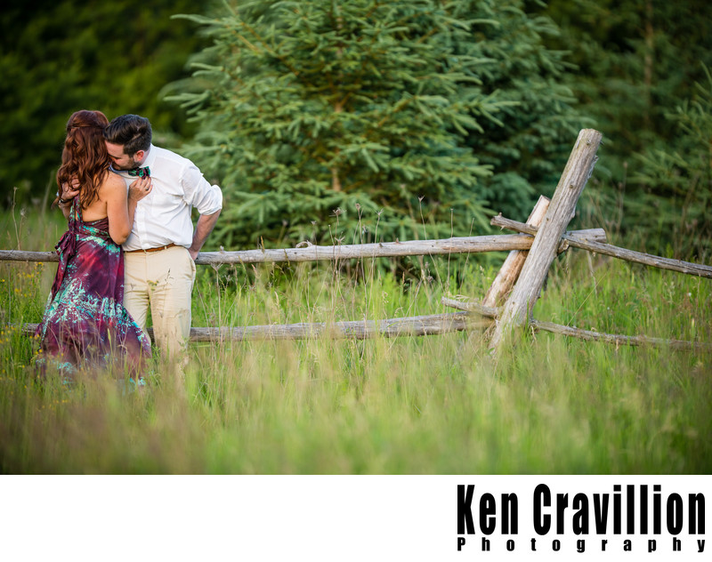 Door County Barn Wedding Photo 68
