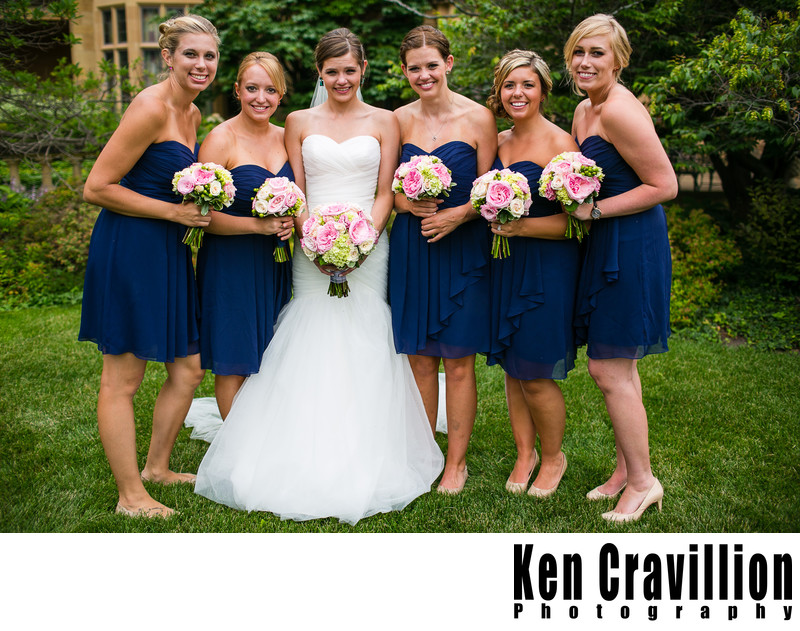 Paine Art Center Oshkosh Wedding Photography 055